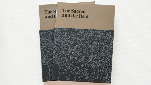 Two copies of the book