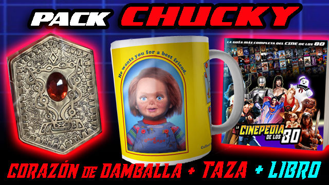 "PACK ""CHUCKY"""