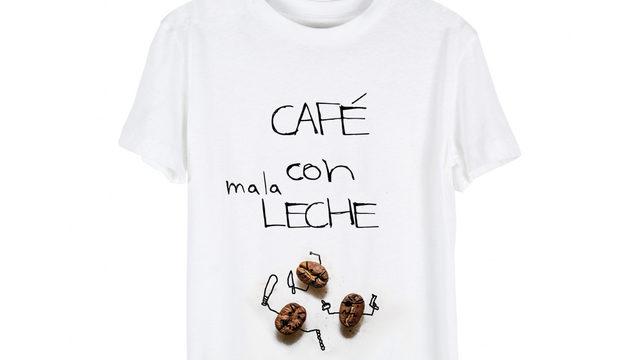 Camiseta | Café con mala leche