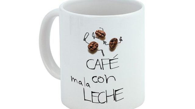 Taza | Café con mala leche