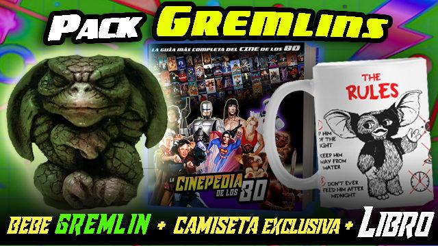 PACK GREMLINS
