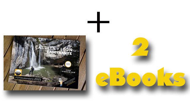LOTE 2: EL CALENDARIO + 2 EBOOKS + ENVÍO GRATIS