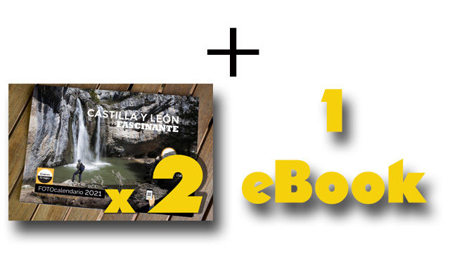 LOTE 3: DOS CALENDARIOS + 1 EBOOK + ENVÍO GRATIS