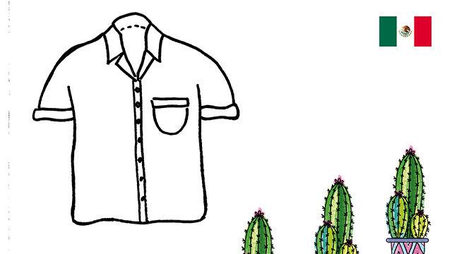 Skulls men's shirt + shipping in  MÉXICO