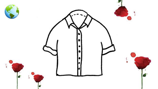 Skulls women's shirt + INTERNATIONAL shipping