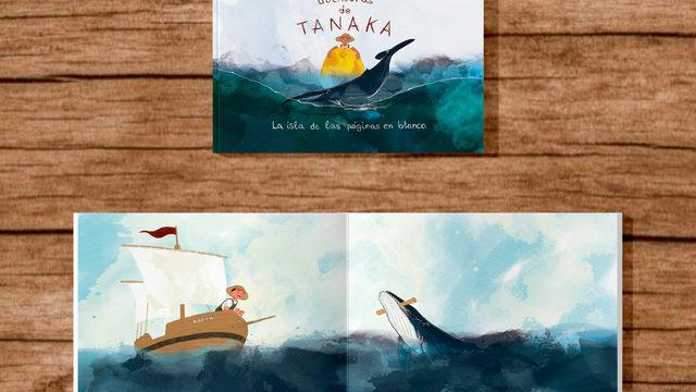 Las Aventuras de Tanaka