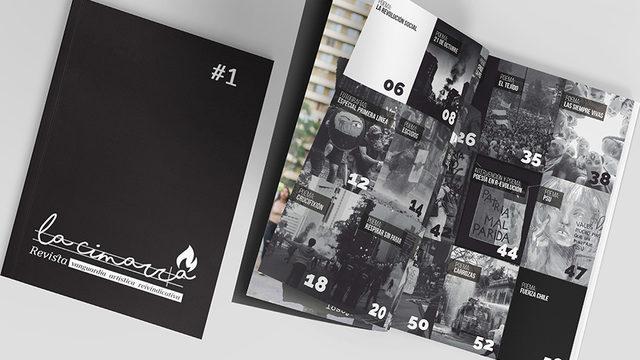 Revista La Cimarra en papel