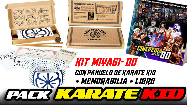 "PACK ""KARATE KID"""