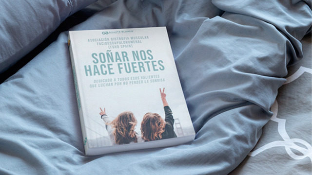 """Libro """"Soñar nos hace fuertes"""""""