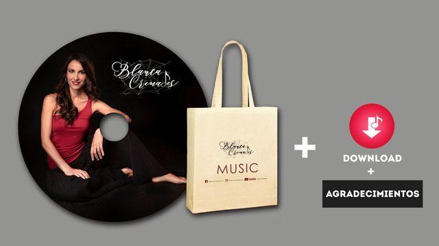 Pack CD Bolsa