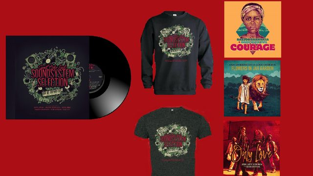 Vinyl LP + Pack 3 CD's + seatshirt + t-shirt