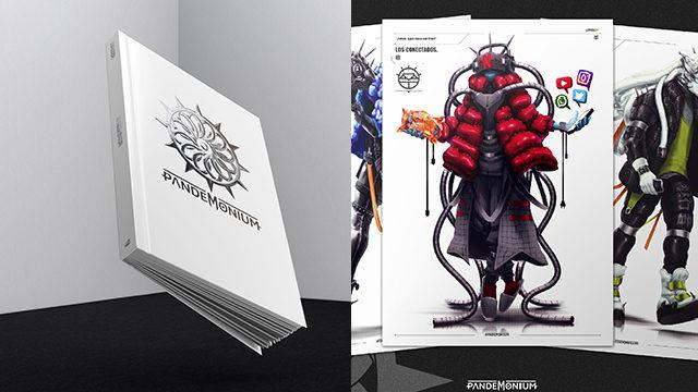 Artbook + Print A3