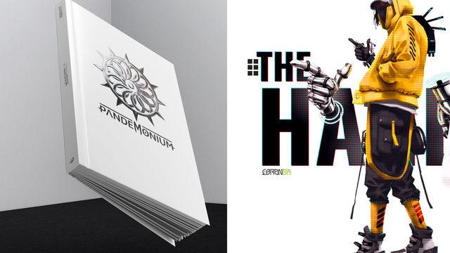 Artbook + Ilustración personalizada A3