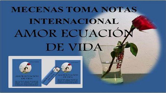 MECENAS TOMA NOTAS INTERNACIONAL