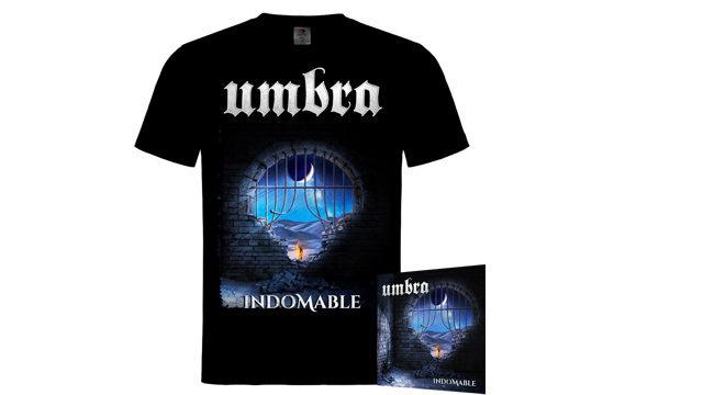 CD Indomable + camiseta