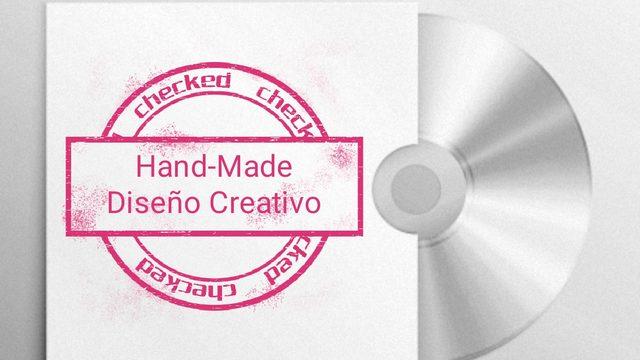 De mis manos a las tuyas. CD formato físico