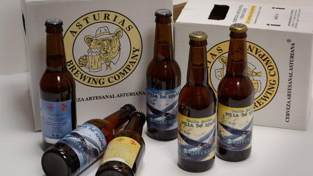 Pack 6 cervezas especial XX Aniversario
