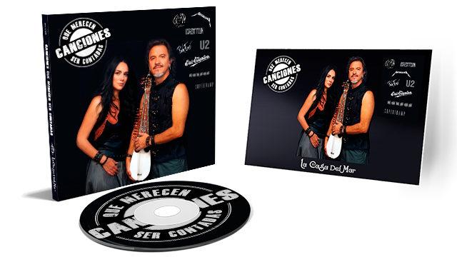 CD 'Canciones que Merecen ser Contadas' (CMC)*