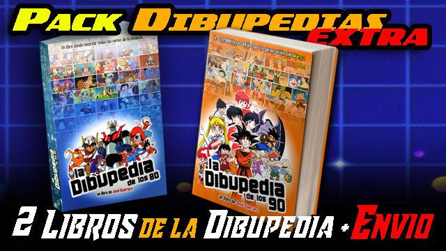 PACK DIBUPEDIAS EXTRA