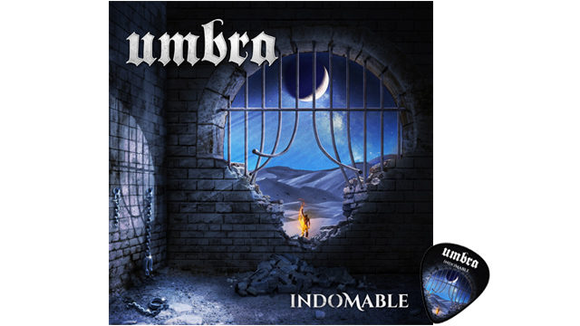 CD Indomable + colgante