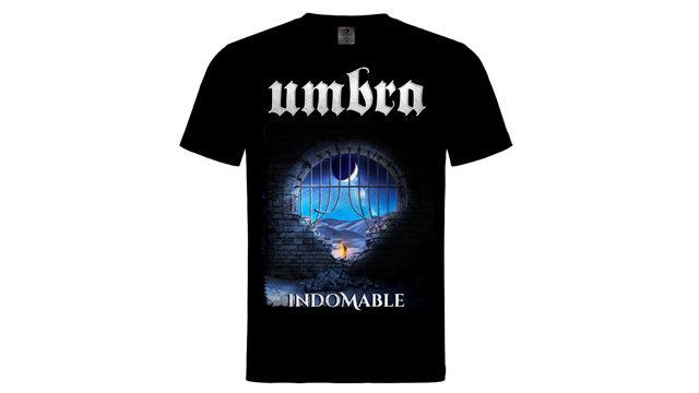 Camiseta Indomable