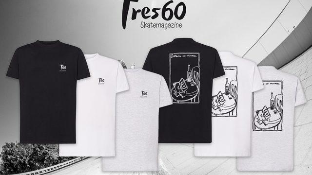 Camiseta Tres60