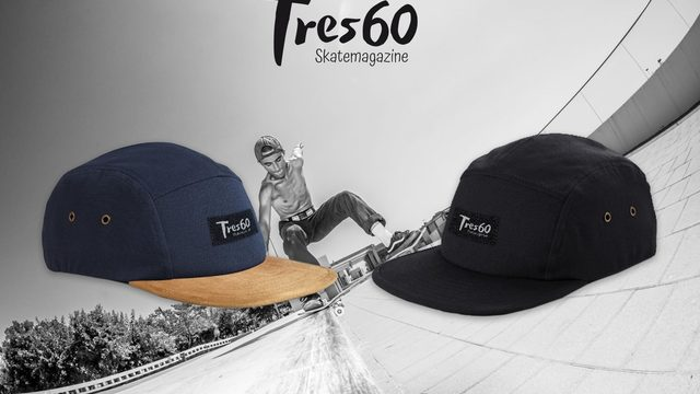 Gorra de 5P Tres60