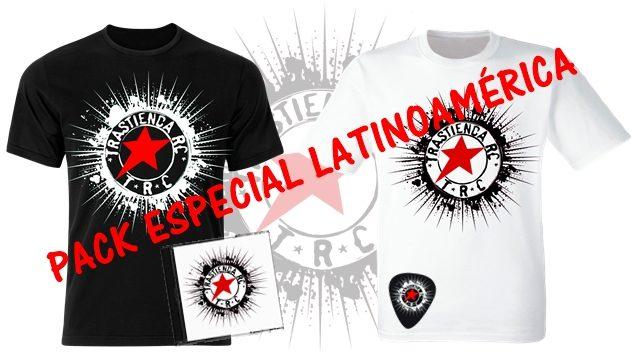 Pack Latinoamérica