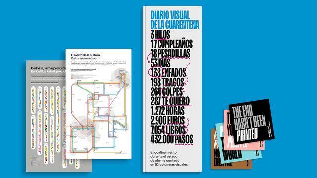 "Libro + Set de pegatinas + ""Pamplona infográfica"""