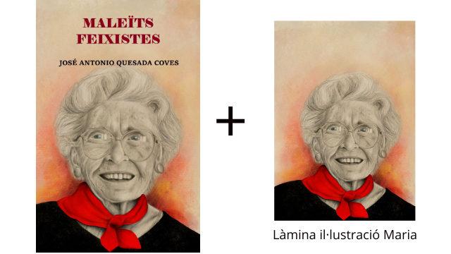 Llibre en paper + làmina A4 feta per Carolina Santello