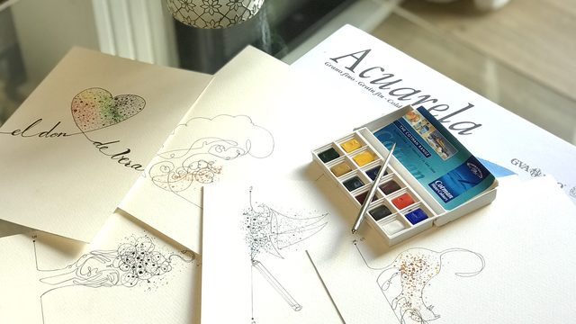 """Libro """"El Don de Vera"""" + 3 postales + lámina"""