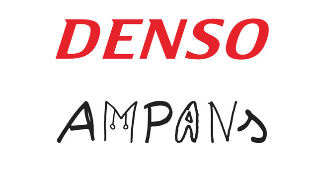 Exclusive for DENSO  Barcelona and AMPANS