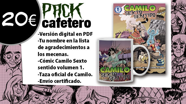 Pack cafetero