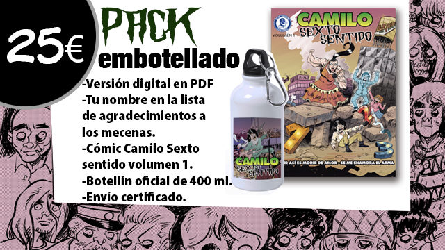 Pack embotellado