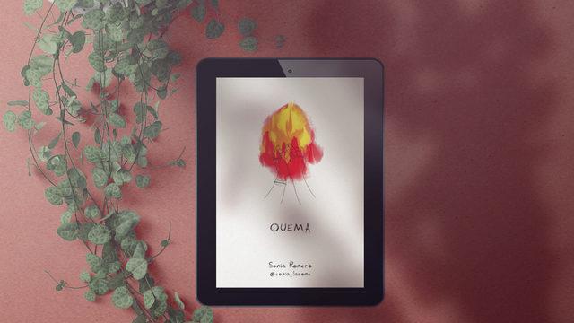 """Libro """"Quema"""" versión digital"""
