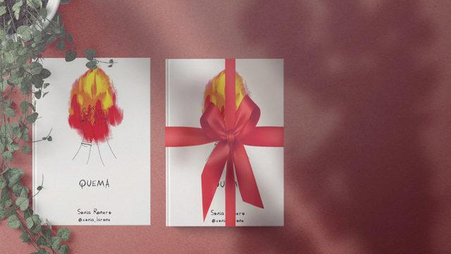 """Regalo Navidad: Un ejemplar de """"Quema"""" para ti y otro para regalar, ambos con dedicatoria"""
