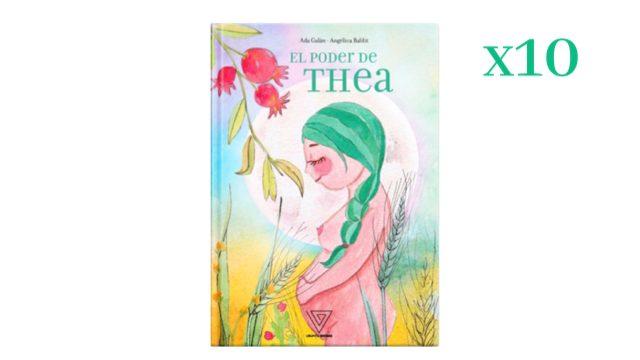 Embajadora: 10 libros