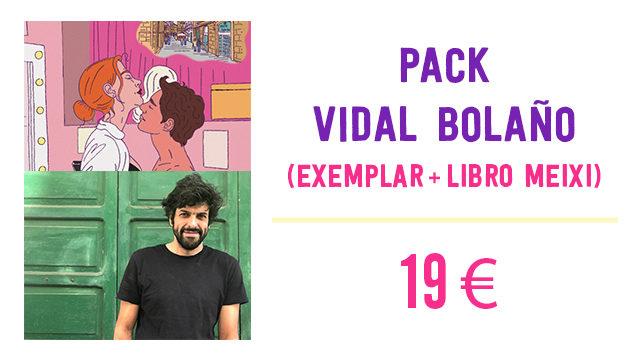 PACK VIDAL BOLAÑO