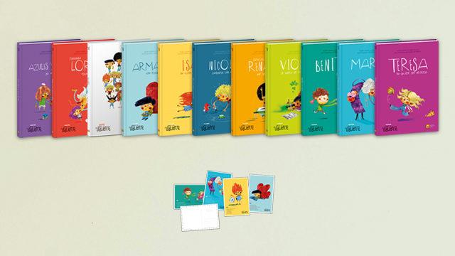 Pack Ande yo valiente (11 libros)