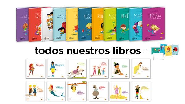 Todos los títulos de nuestra editorial: 23 libros