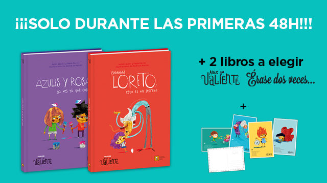 Pack 48 horas: 4 libros - 40€