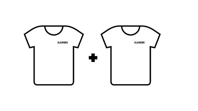 Pack 2 camisetas colección KM 0