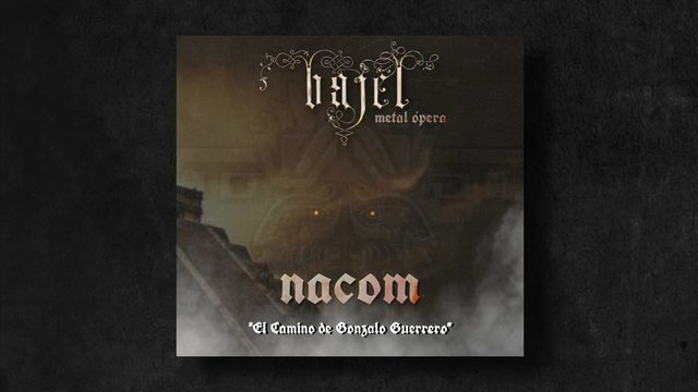 """Nuevo disco """"NACOM""""  + envío a Latinoamérica"""