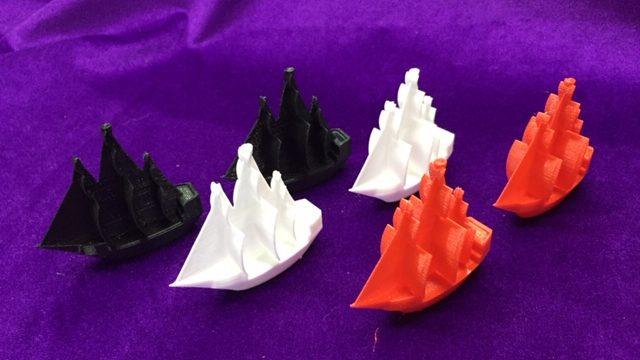 Flota de barcos