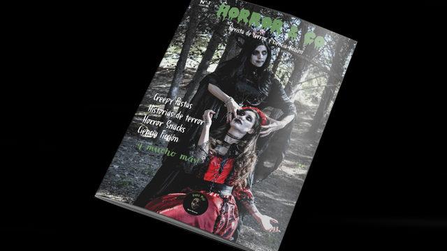 Pesanta: Pdf interactivo de  Horror & CO: Experience Terror Magazine