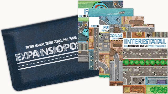 Expansiópolis + Expansiones