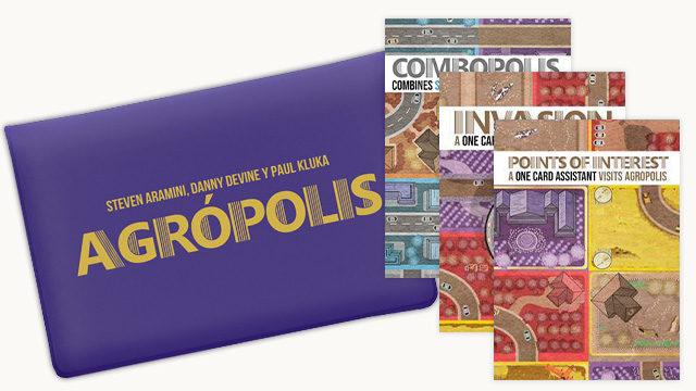 Agrópolis + Expansiones