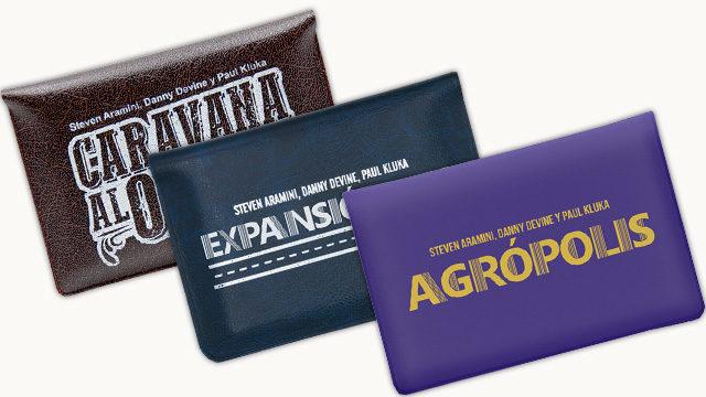 Súper Pack: Agrópolis + Expansiópolis + Caravana al Oeste