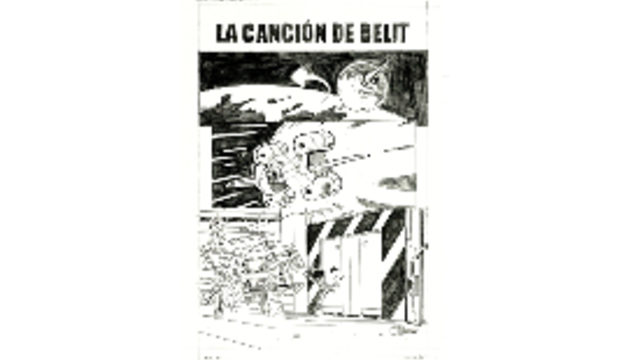 """Página Original """"La Canción de Belit"""""""
