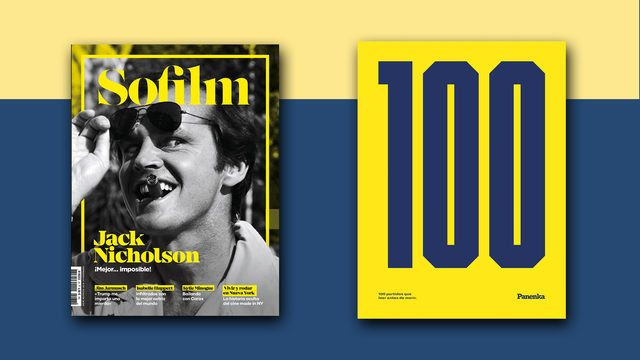 Especial Panenka #100 + nueva Sofilm